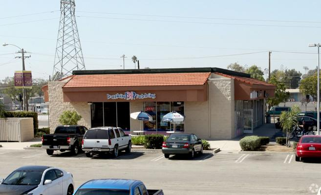 Carson, Los Angeles County  Baskin Robbins Ice Cream Franchise Business For Sale
