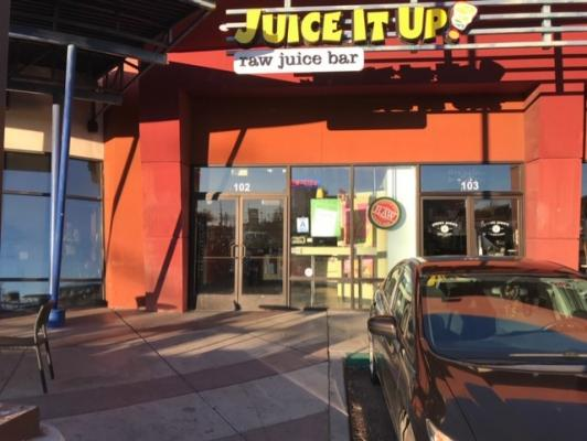 Victor Valley Juice It Up Franchised Store - Absentee Run For Sale
