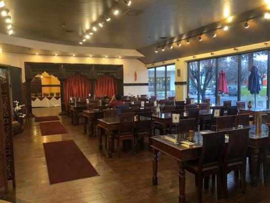 Sunnyvale, Santa Clara County Restaurant With Banquet Room - Asset Sale For Sale