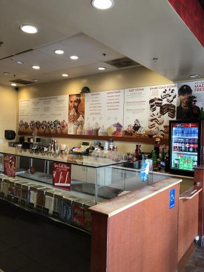 Riverside County Area Cold Stone Creamery Franchise - Cinema Location For Sale