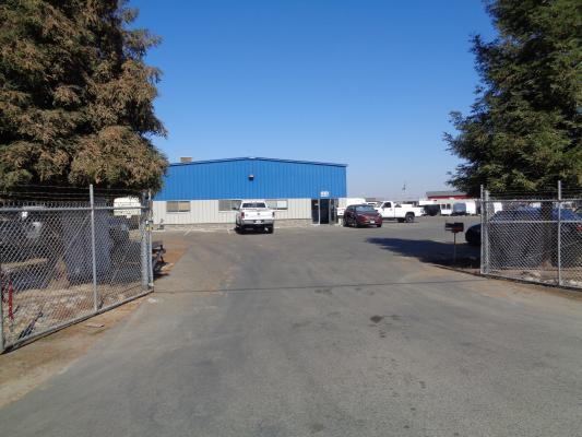 Fresno Area, Central Valley Trailer Manufacturing And Sales Company For Sale
