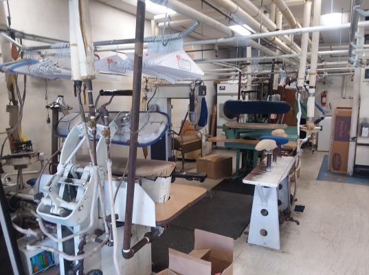 Selling A Tarzana, Los Angeles County Dry Cleaner Plant - Laundry Service