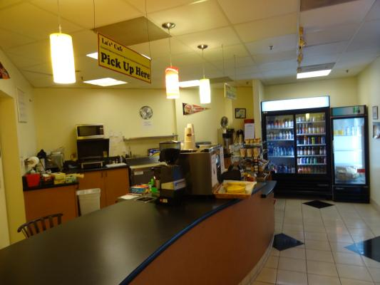 Cafeteria Business For Sale