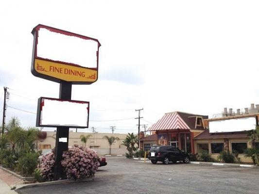 Artesia, Los Angeles County Restaurant Abc 41 - Free Standing RE For Sale