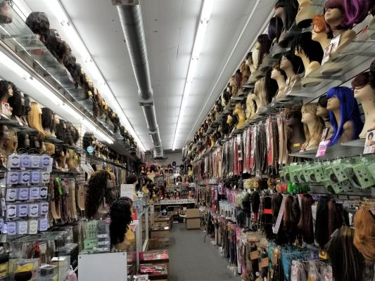 Los Angeles Beauty Supply Shop For Sale