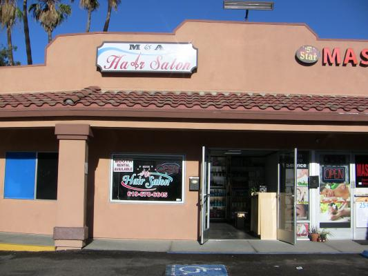 Spring Valley, San Diego Area Beauty Salon & Barber - Well Established For Sale