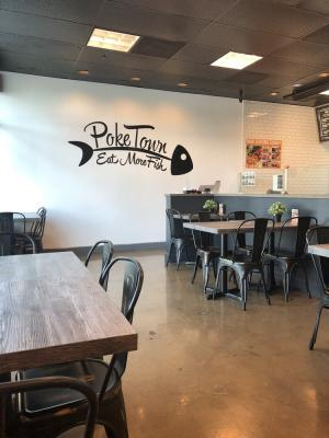 Tustin, Orange County Poke Sushi Restaurant For Sale