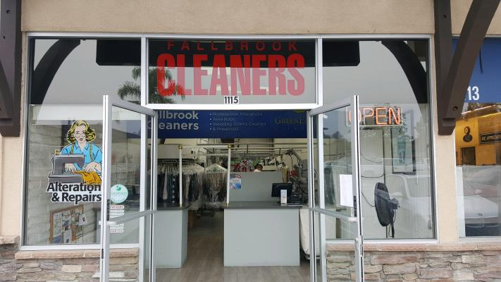 Dry Cleaner & Plant - Fully Equipped Company For Sale