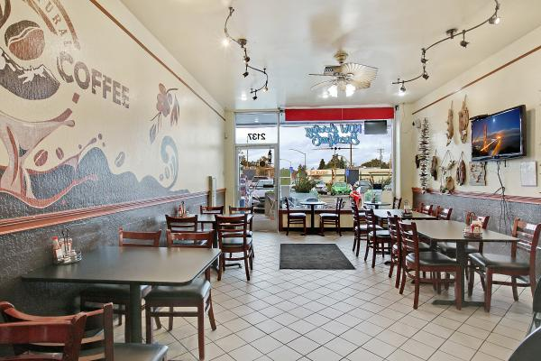 Coffee Shop - Breakfast Lunch Very Profitable Business For Sale