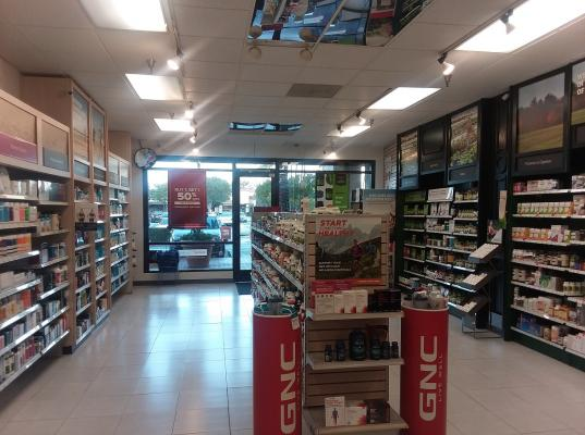 GNC Store Franchise Business For Sale