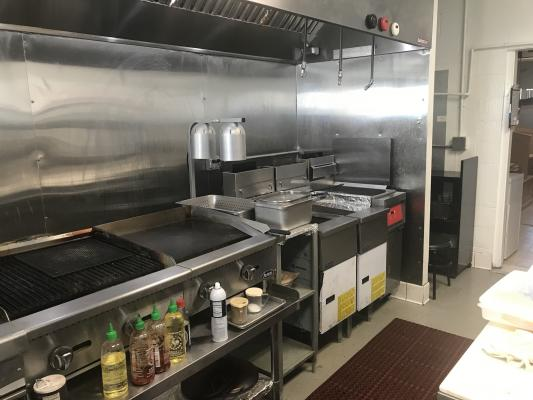 Sacramento County Quick Service Restaurant - Spacious Kitchen For Sale