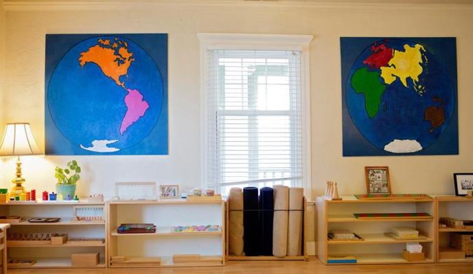 Placer County Area Montessori School Child Care Service - Turn Key For Sale
