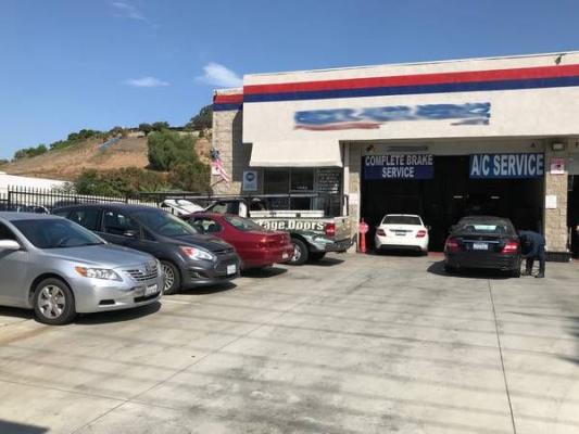 Monterey Park, LA County Auto Repair Shop - Owner Retiring After 36 Years For Sale