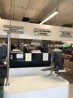 Dry Cleaner Company For Sale