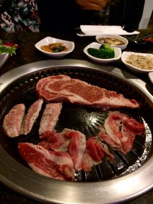 Valley, Los Angeles County Korean BBQ Restaurant - Asset Sale For Sale