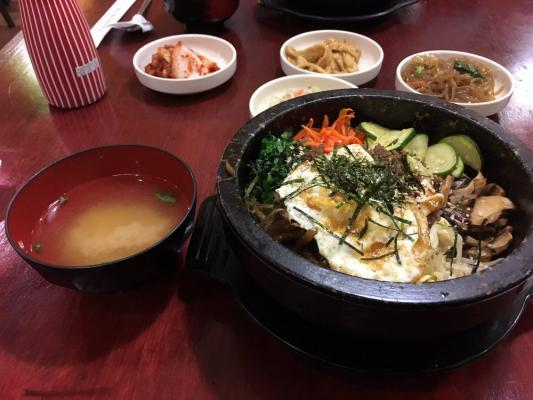 Fullerton, Orange County Korean Restaurant Business For Sale