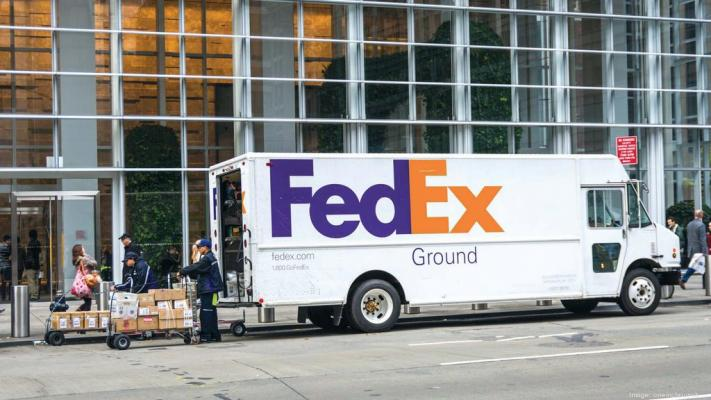 Bakersfield, Kern County 7 FedEx Ground Routes - SBA Financing For Sale