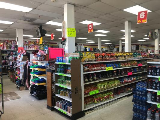 Los Angeles County Discount Dollar Store - Absentee Run For Sale