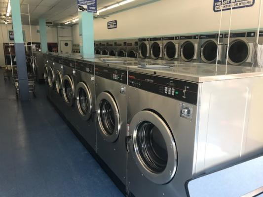 Huntington Park, LA County Coin Laundromat For Sale
