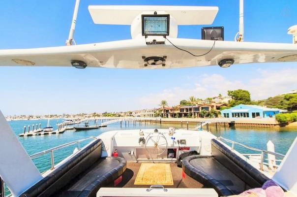 Southern California Yacht Rental Service For Sale