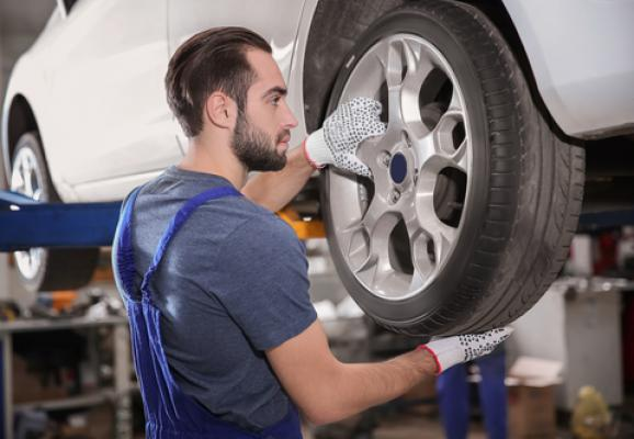 Eastern Ventura County Automotive Repair And Tire Service For Sale