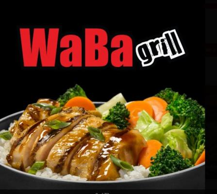 South Orange County Waba Grill Restaurant Franchise For Sale