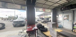Auto Service And Tire Shop - 3 Bays Business For Sale