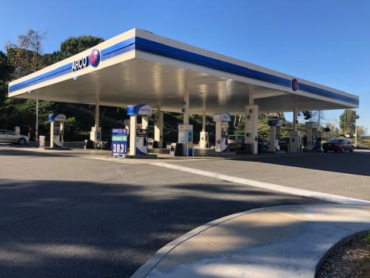 Arco AMPM Gas Station Business Opportunity