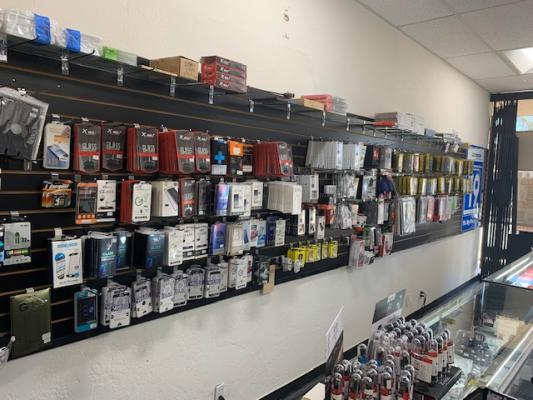 North San Diego County Cell Phone, Tablet Repairs And Accessory Store For Sale