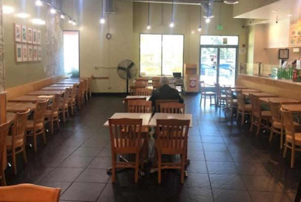 Los Angeles County Franchise Restaurant For Sale