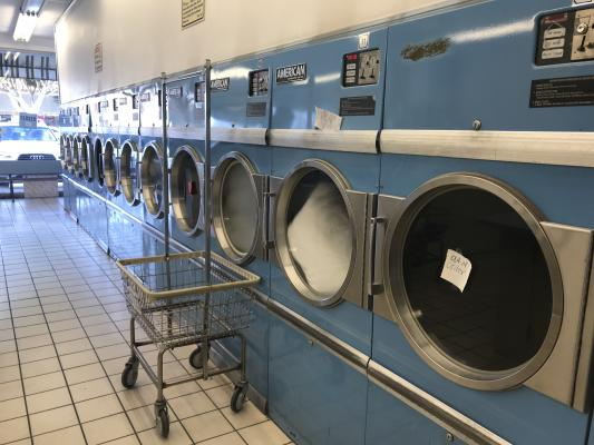 Coin Laundromat - Asset Sale Business For Sale