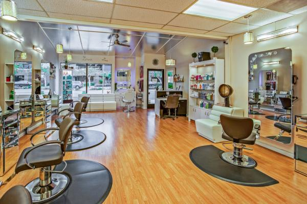 San Jose, Santa Clara County Hair Salon For Sale