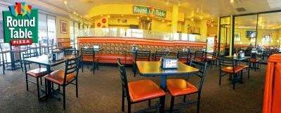 Santa Clarita, Los Angeles Round Table Pizza Restaurant Franchise For Sale