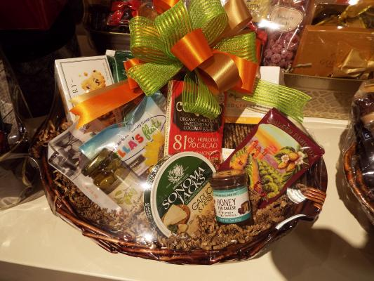 San Francisco Bay Area Gift Basket Service  For Sale