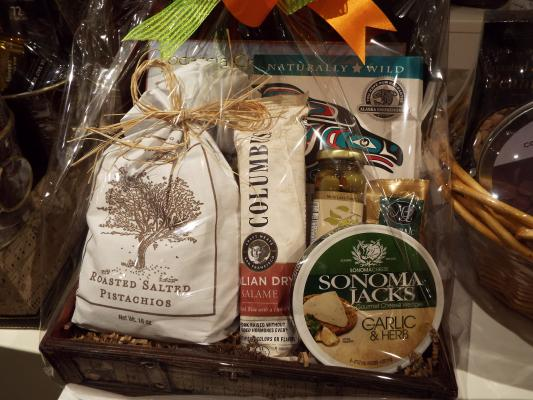 San Francisco - Relocatable Gift Basket Service - Home Based Companies For Sale