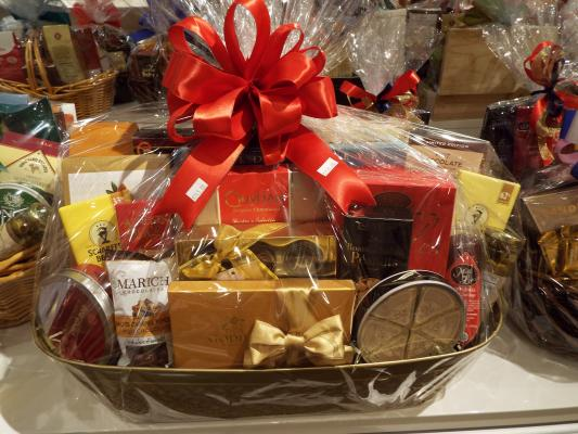 Buy, Sell A Gift Basket Service - Home Based Business