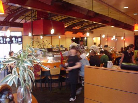 Alameda County Japanese Sushi Boat Restaurant - High Profits Companies For Sale