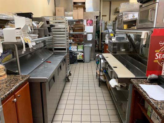 Bakery Cafe Restaurant Business For Sale