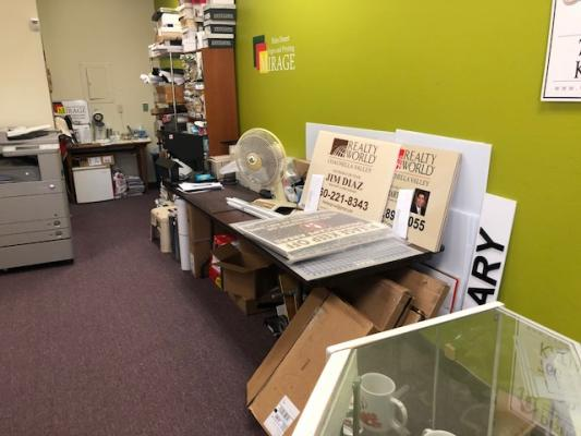 Palm Desert, Riverside County Printing Service - Established 20 Years For Sale