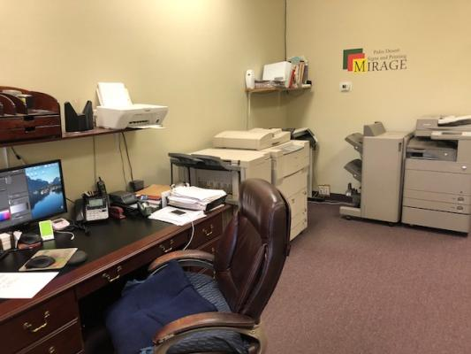 Printing Service - Established 20 Years Business For Sale