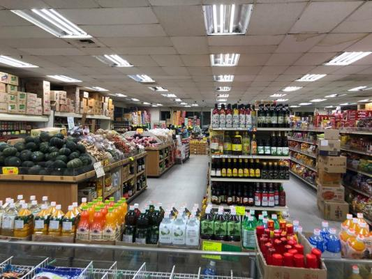 Korean Supermarket Business For Sale