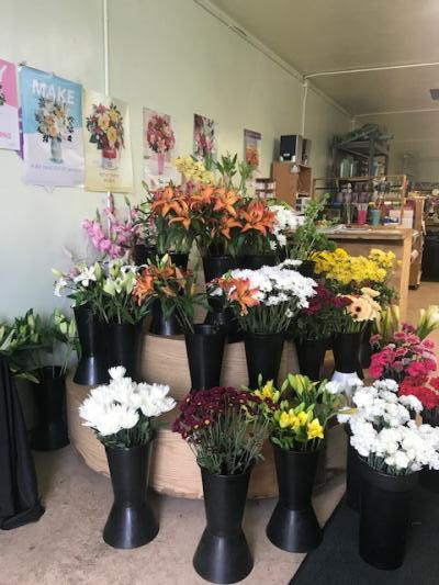 San Mateo County Flower Shop - Long Established For Sale