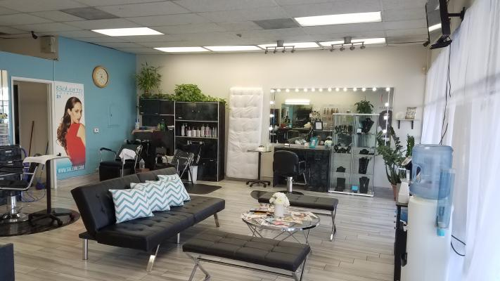 Los Angeles County Full Service Hair Salon- Established, Absentee Run For Sale
