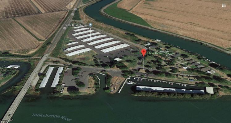 Delta In Sf Bay Area Resort Marina And Boat Self Storage