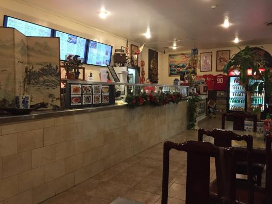 South San Jose Chinese Thai Vietnamese Restaurant For Sale
