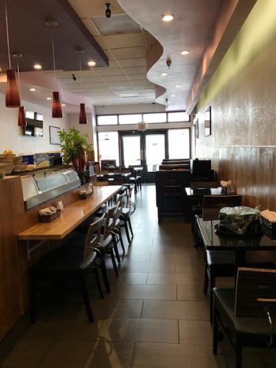 Midway, San Diego County Area Popular Sushi Restaurant For Sale