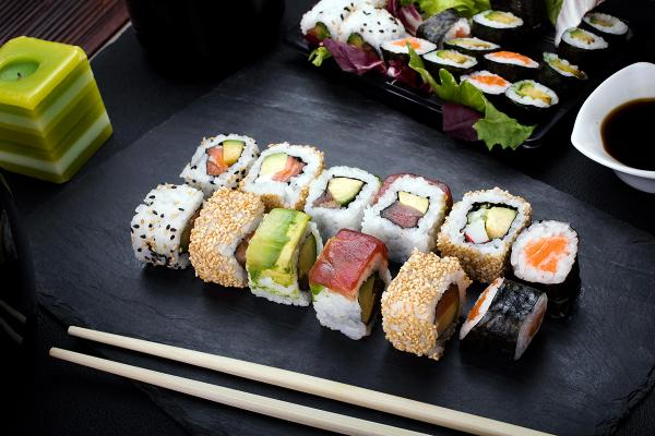 San Diego County Japanese Sushi Restaurant - Convoy District For Sale