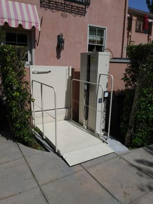 San Jose, Santa Clara County Elderly Handicapped Accessibility System Service Business For Sale