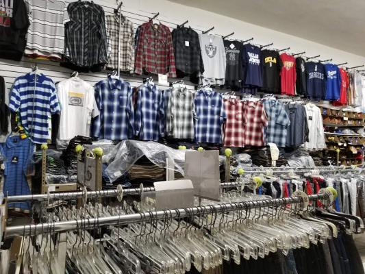 Clothing Store Business For Sale