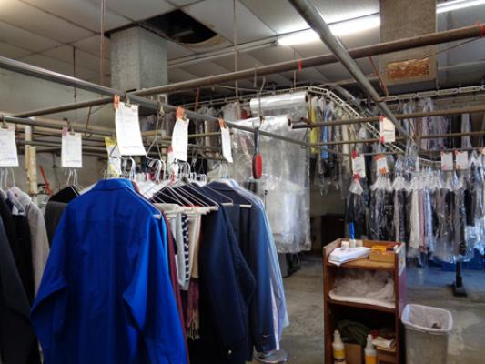 Los Angeles, Beverly Glen Area Dry Cleaner For Sale